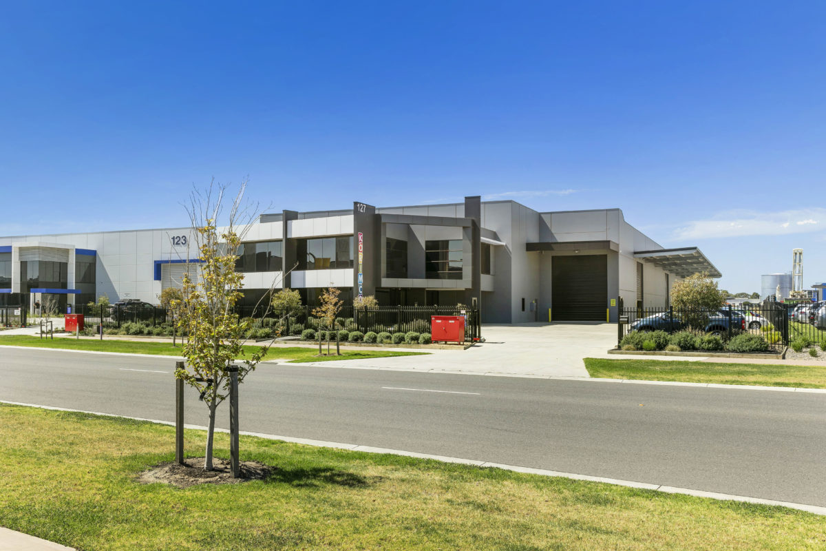 Lot 58 Logis Boulevard, Dandenong South